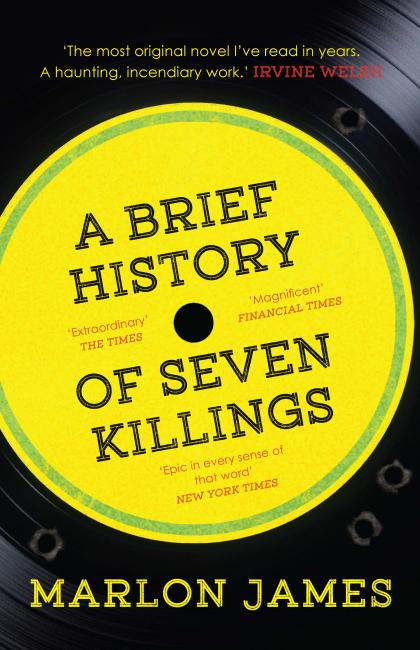 Featured image of A Brief History of Seven Killings (Winner of the 2015 Man Booker Prize)