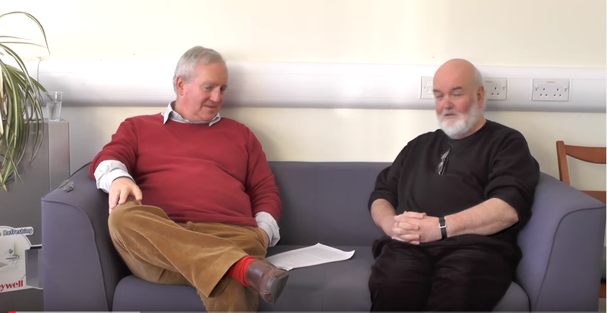 Featured image of An Interview with Peter Davidson