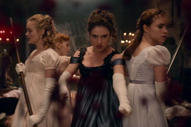 Featured image of Pride and Prejudice and Zombies