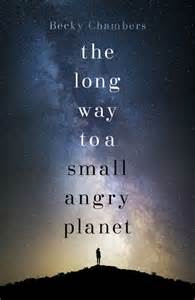 Featured image of The Long Way to a Small Angry Planet (Longlisted for the 2016 Baileys Prize)