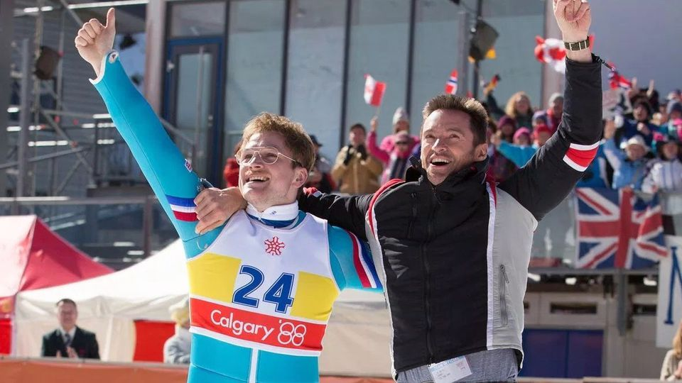 Featured image of Eddie the Eagle