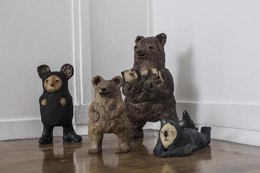 Veera Krouglov bears 2