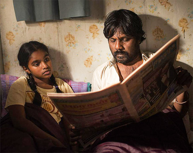 Featured image of Dheepan