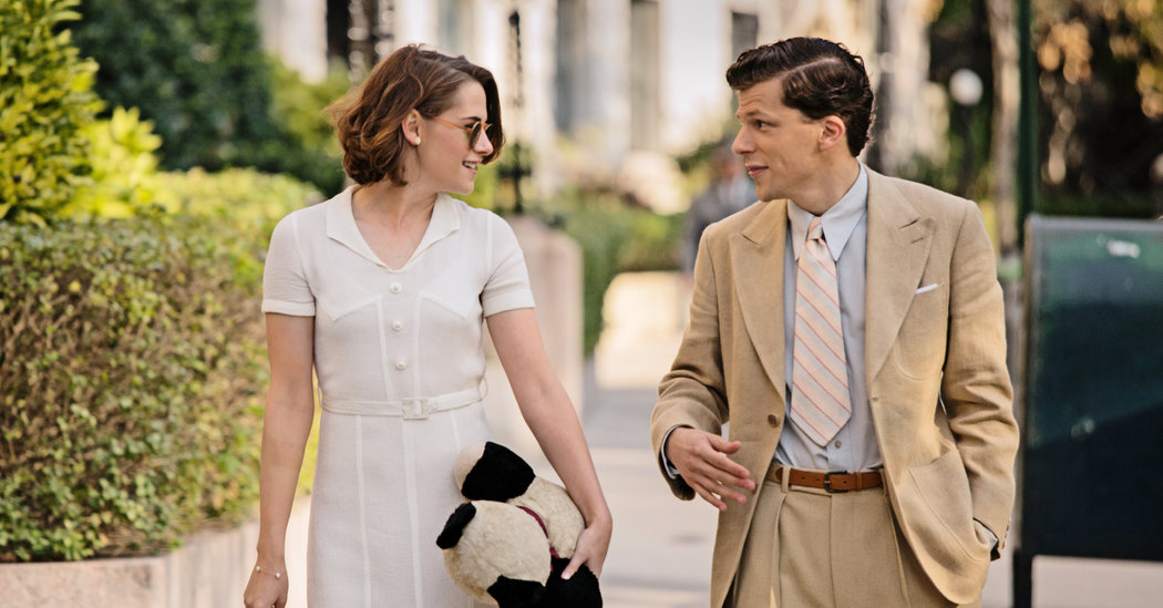 Featured image of Café Society