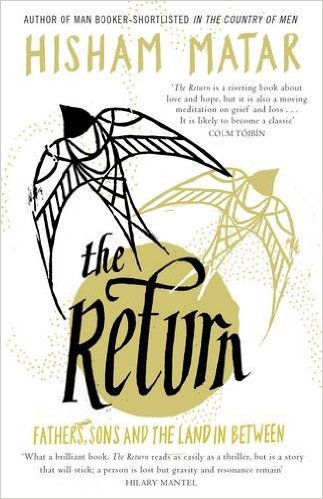 Featured image of The Return (Shortlisted, 2016 Costa Biography Award)