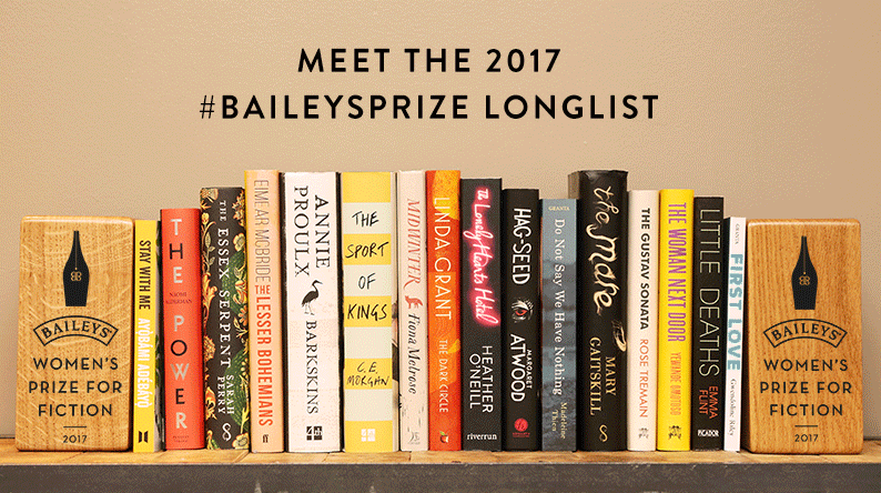 Image for Baileys Women's Prize for Fiction