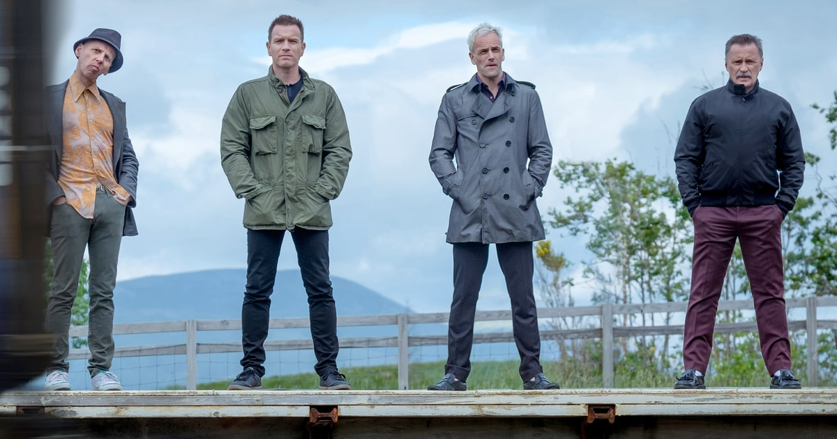 Featured image of T2 Trainspotting