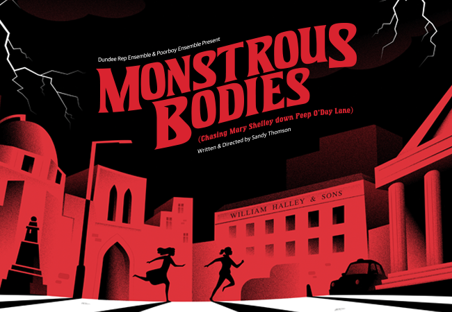 Featured image of Monstrous Bodies (Chasing Mary Shelley down Peep O'Day Lane)