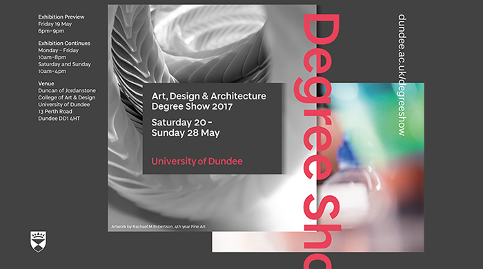 Image for DJCAD Degree Show 2017