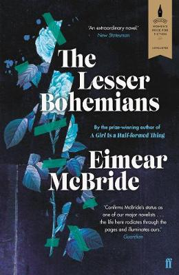 Featured image of THE LESSER BOHEMIANS (LONGLISTED, 2017 BAILEYS WOMEN'S PRIZE)