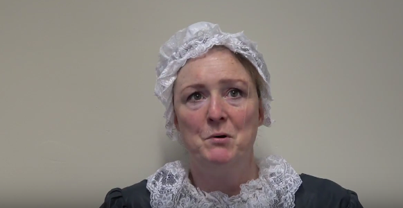 Featured image of The Four Marys: Mary Ann Baxter (performed by Joanna Stephens)