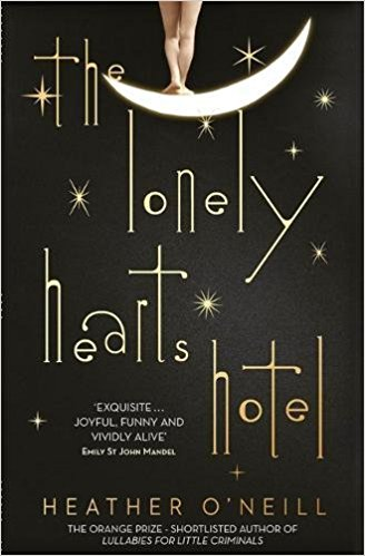 Featured image of THE LONELY HEARTS HOTEL (LONGLISTED, 2017 BAILEYS WOMEN'S PRIZE)