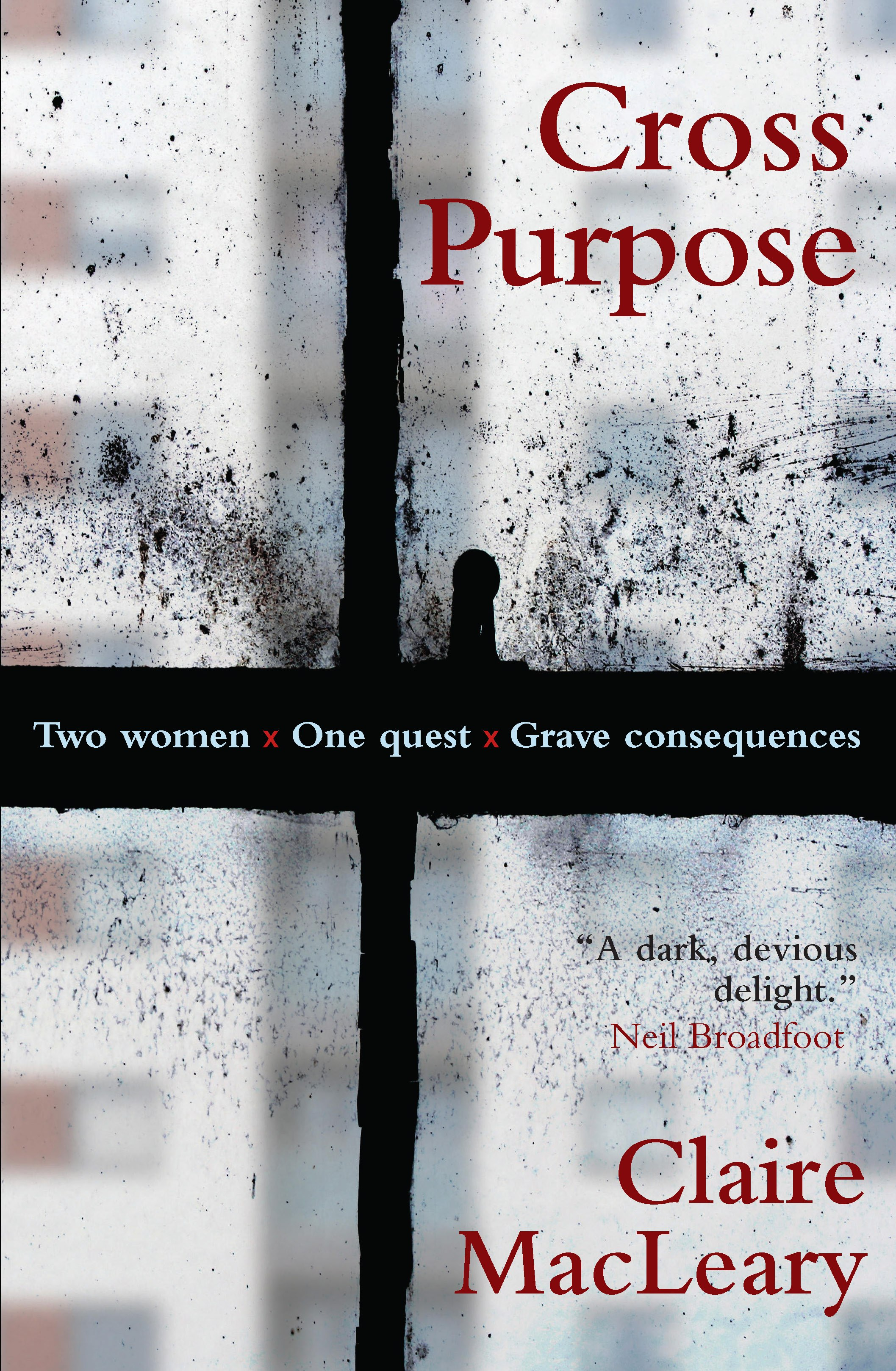 Featured image of CROSS PURPOSE