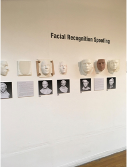 Featured image of DJCAD MASTERS SHOW 2017: MSc Forensic Art and Facial Identification