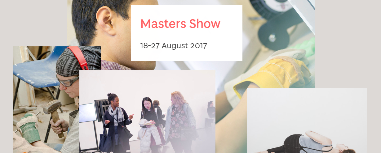 Image for DJCAD Masters Show 2017