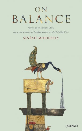Featured image of On Balance (Shortlisted, 2017 Forward Poetry Prize for Best Collection)
