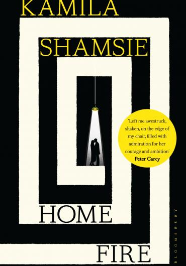 Featured image of HOME FIRE (WINNER, 2018 WOMEN'S PRIZE FOR FICTION)