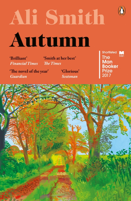Featured image of AUTUMN (Shortlisted for the Man Booker Prize 2017)