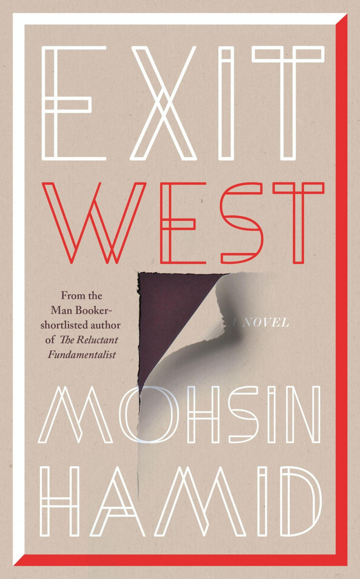 Featured image of EXIT WEST (Shortlisted for the Man Booker Prize 2017)