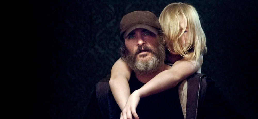 Featured image of You Were Never Really Here
