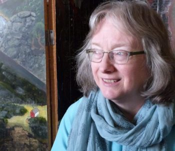 Featured image of A cauldron of soup and a cabinet of curiosities: An Interview with Joan Lennon