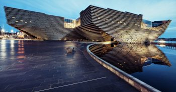 Featured image of V&A Dundee: The poetry of buildings, the poetry of objects