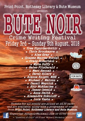 Featured image of The Passions of Bute Noir