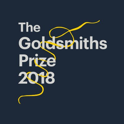 Image for Goldsmith Prize 2018