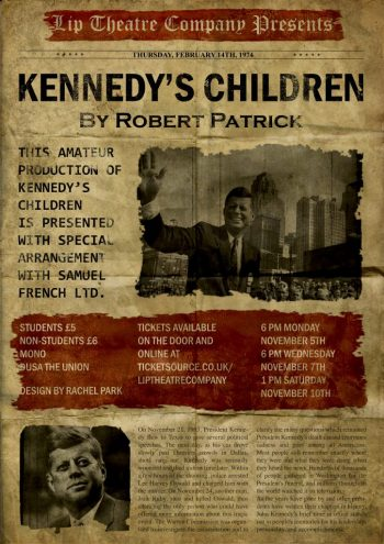 Featured image of Kennedy's Children
