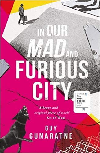 Featured image of IN OUR MAD AND FURIOUS CITY