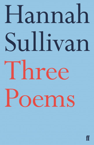Featured image of Three Poems (Shortlisted, T S Eliot Poetry Prize)