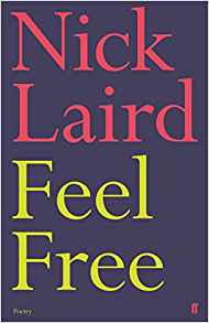 Featured image of Feel Free (Shortlisted, TS Eliot Prize)