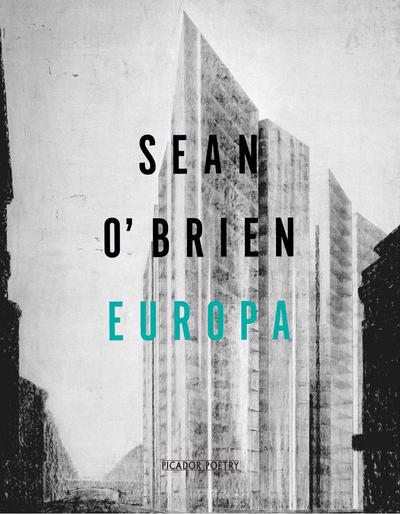 Featured image of EUROPA (Shortlisted, TS Eliot Prize)
