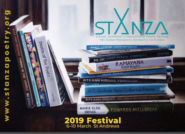 Image for Poets @ Stanza 2019 - a selection of reviews