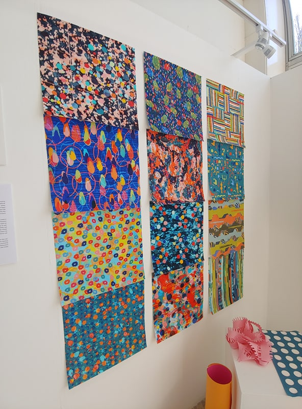 Featured image of DJCAD DEGREE SHOW 2019: TEXTILES