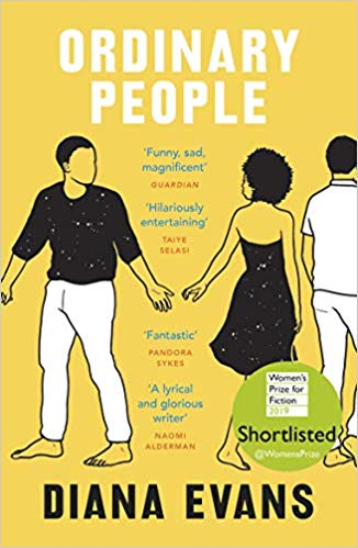Featured image of ORDINARY PEOPLE (SHORTLISTED, 2019 women's prize for fiction)