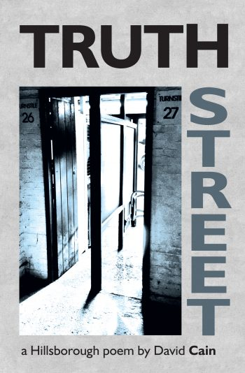 Featured image of Truth Street (FORWARD PRIZE SHORTLISTED, THE FELIX DENNIS PRIZE FOR BEST FIRST COLLECTION)