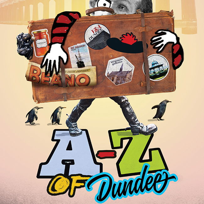 Featured image of A-Z of Dundee