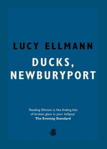 Featured image of DUCKS, NEWBURYPORT (SHORTLISTED, THE GOLDSMITHS PRIZE 2019)