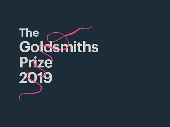Image for Goldsmiths Prize 2019