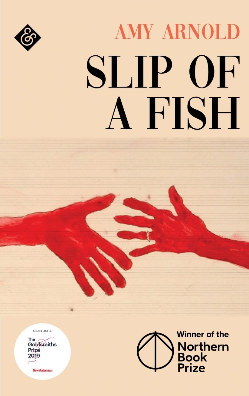 Featured image of Slip of a Fish (Shortlisted, The Goldsmiths Prize 2019)