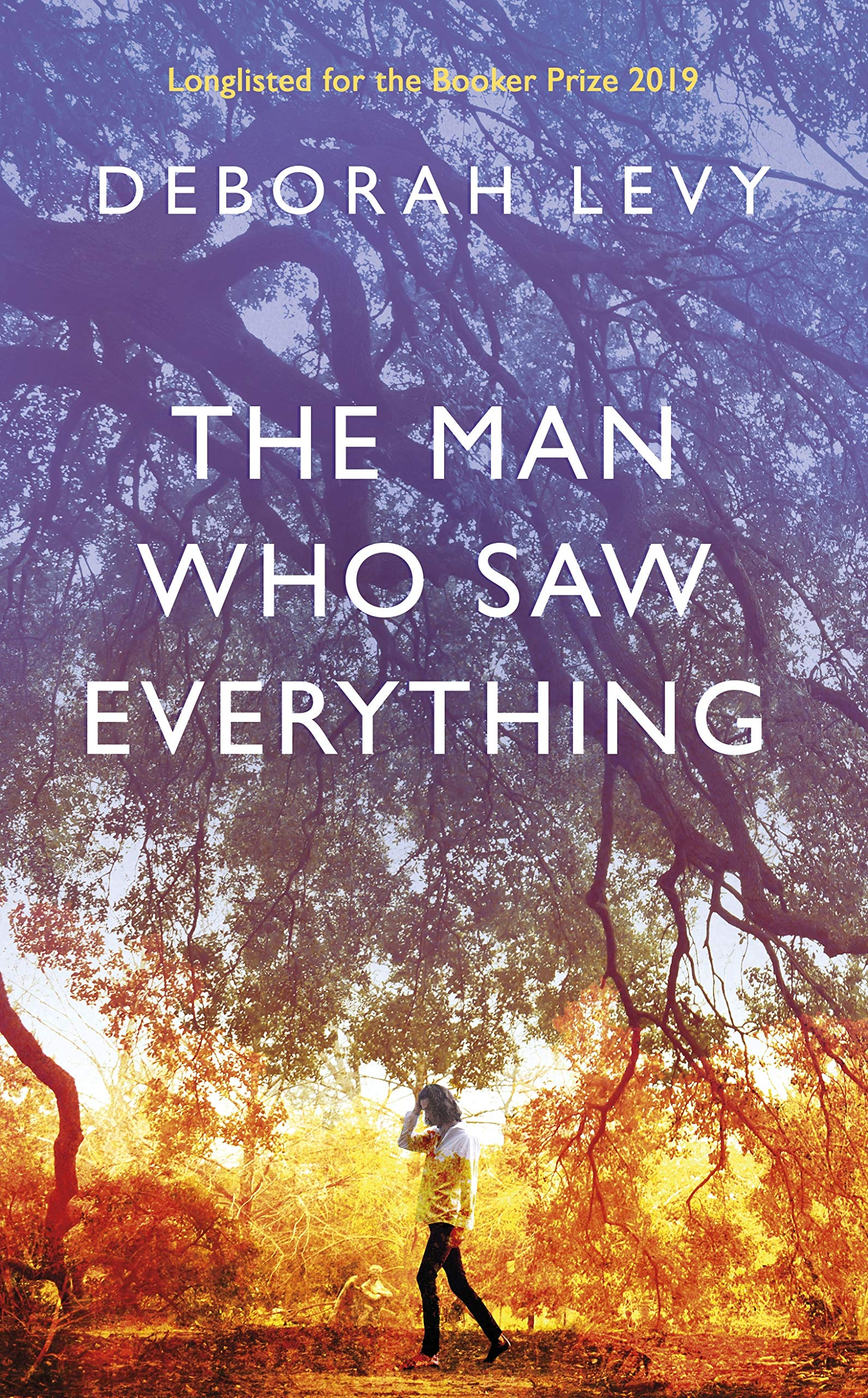 Featured image of The Man Who Saw Everything (Shortlisted, The Goldsmiths Prize 2019)