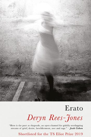 Featured image of Erato (Shortlisted, 2019 TS Eliot Poetry Prize)