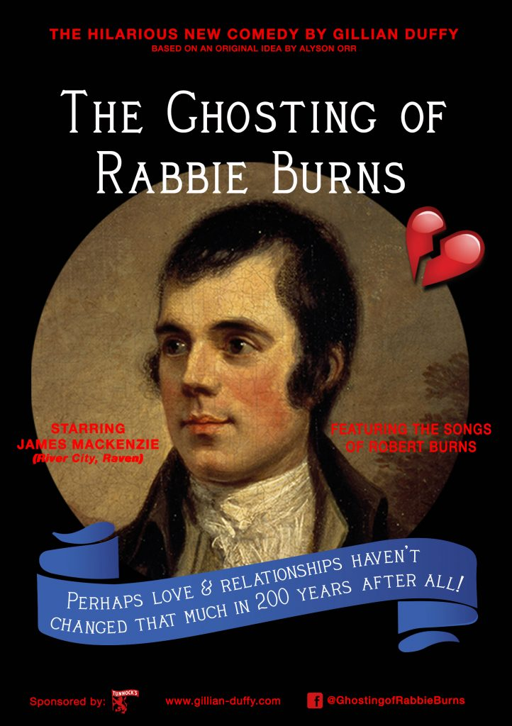 Featured image of THE GHOSTING OF RABBIE BURNS
