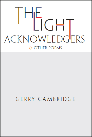 Featured image of The Light Acknowledgers & Other Poems