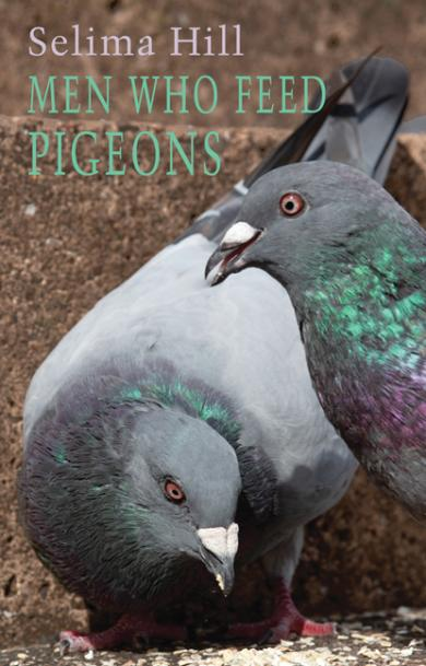 Featured image of Men Who Feed Pigeons (Shortlisted, Forward Prize for Best Collection)